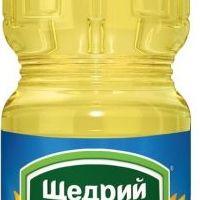 Олія соняшникова рафінована дезодорована виморожена марки П Novus 1л